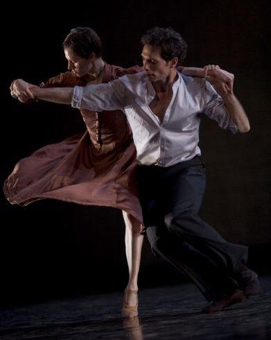 danseurs du ballet national du rhin choéragraphie de Jiri Kylian